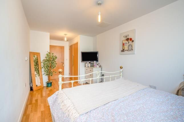 Bedroom of The Crescent, Plymouth PL1