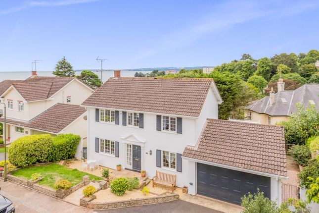 Thumbnail Detached house for sale in Monterey Close, Torquay