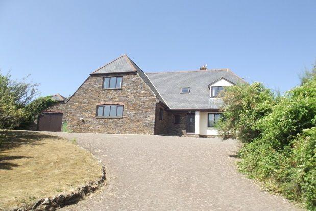 Thumbnail Property to rent in St. Minver, Wadebridge