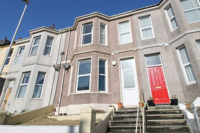 Thumbnail Flat for sale in Beaumont Road, Plymouth