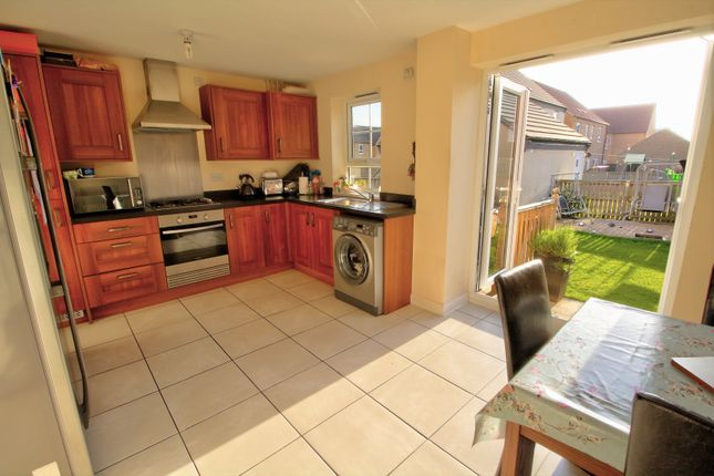 Thumbnail Detached house for sale in Flowergate Drive, Cayton, Scarborough