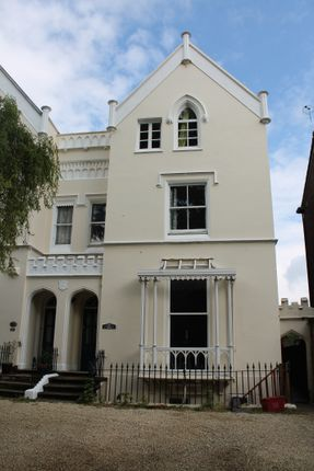 Thumbnail Flat to rent in Leam Terrace, Leamington Spa