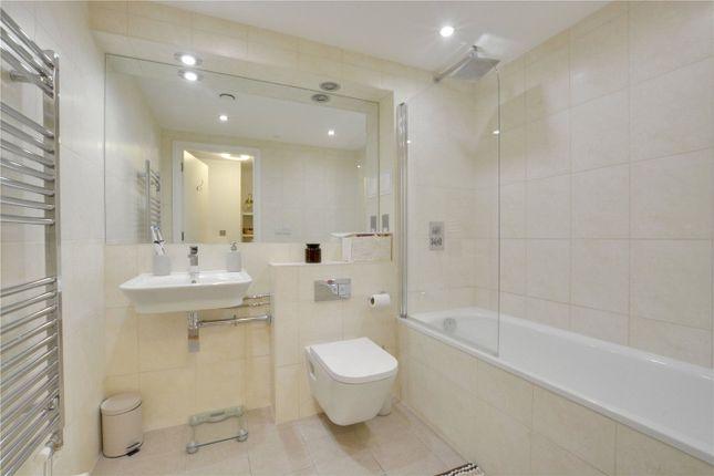 Bathroom of St James House, 52 Blackheath Hill, London SE10