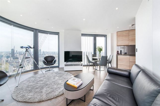 Thumbnail Flat to rent in Chronicle Tower, City Road, Old Street