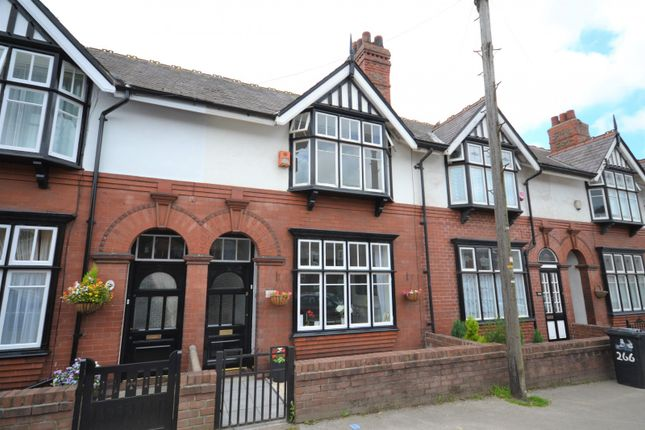Thumbnail Terraced house for sale in Buxton Road, Macclesfield