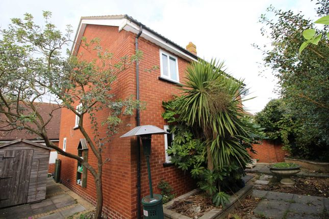 Thumbnail Detached house to rent in Priors Way, Coggeshall, Colchester