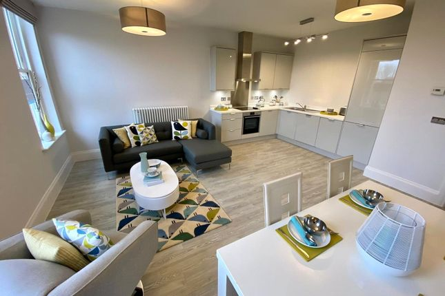 Thumbnail Flat for sale in The Grange, Gwendolyn Drive, Coventry