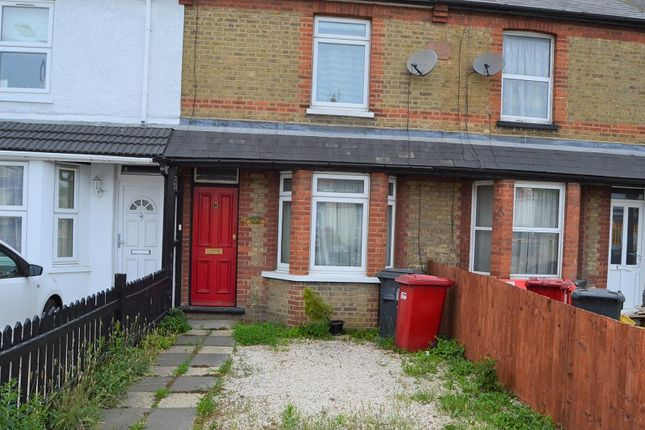 Thumbnail Terraced house to rent in Stoke Road, Slough, Berkshire.