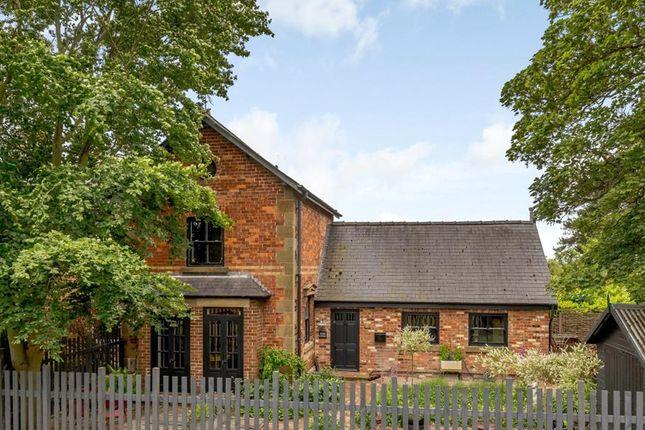 Thumbnail End terrace house for sale in Auburn Cottage, Langton Road, Norton, North Yorkshire