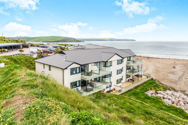 Thumbnail Flat for sale in Burgh Island Causeway, Marine Drive, Bigbury, Devon