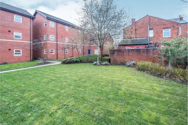 Garden of Princes Gardens, Southport, Merseyside PR8