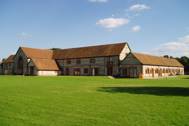 Thumbnail Barn conversion to rent in Sages Lane, Privett, Alton