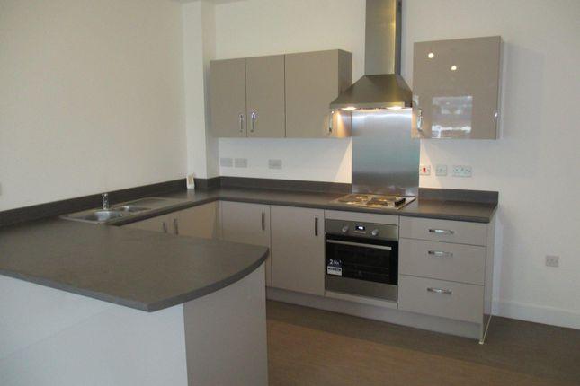 Thumbnail Flat to rent in Copperdome Mews, Da Vinci Apartments, Newport