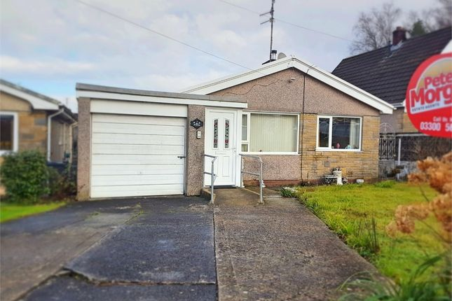 Thumbnail Detached bungalow for sale in Firwood Close, Bryncoch, Neath, West Glamorgan