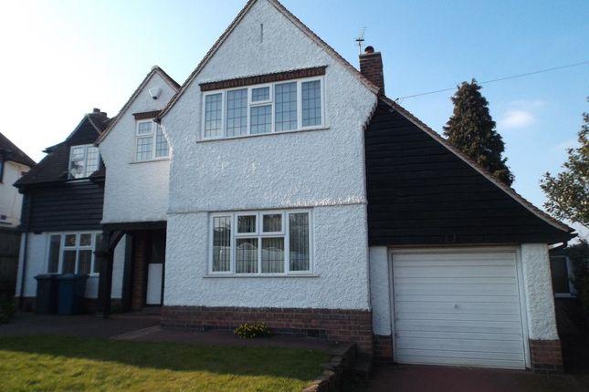 Thumbnail Detached house to rent in Wellin Lane, Edwalton, Nottingham