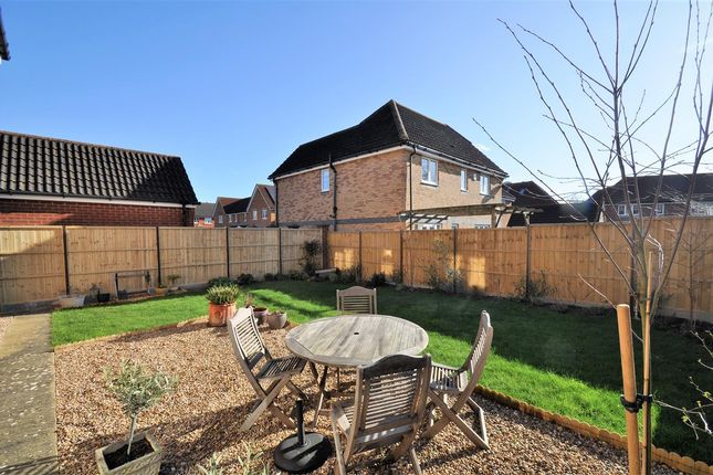 Garden of Emperor Way, Kingsnorth, Ashford, Kent TN23