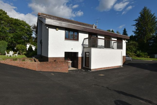 Thumbnail Detached house for sale in Lady Jane Gate, Bothwell, Glasgow