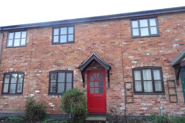 Thumbnail Terraced house to rent in 51 Noble Street, Wem, Shrewsbury
