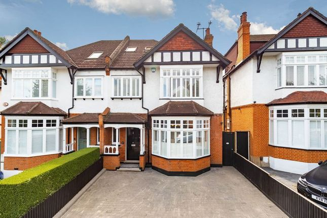 Thumbnail Semi-detached house for sale in Monkhams Drive, Woodford Green