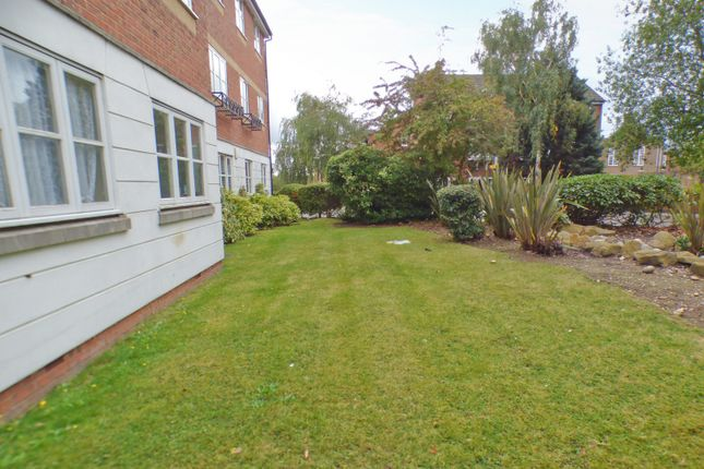 Garden of Leigh Hunt Drive, Southgate, London N14