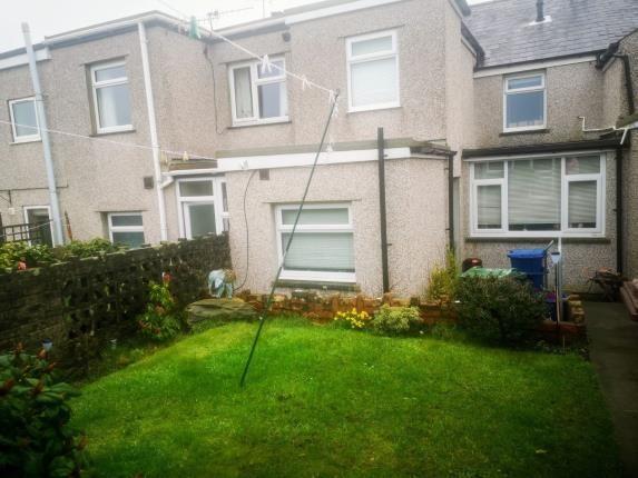 Thumbnail Terraced house for sale in Rhedyw Road, Llanllyfni, Caernarfon