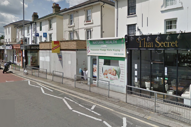 Thumbnail Commercial property for sale in Ewell Road, Surbiton, London