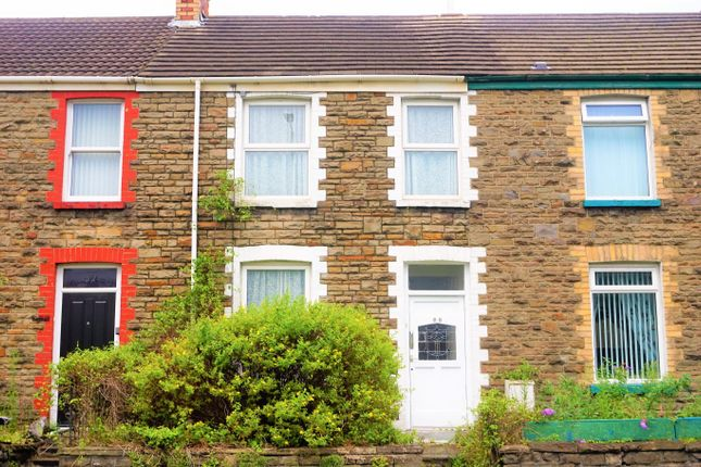 Thumbnail Terraced house for sale in Eastland Road, Neath
