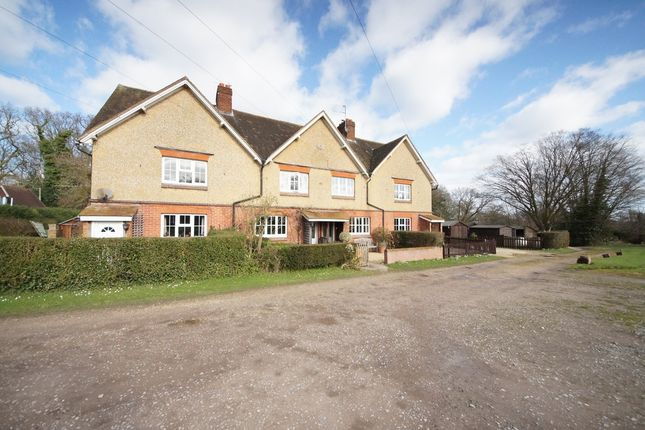 Thumbnail Terraced house for sale in Lyde Green, Rotherwick, Hook
