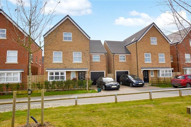 Thumbnail Detached house for sale in Redshank Road, Stanway, Colchester