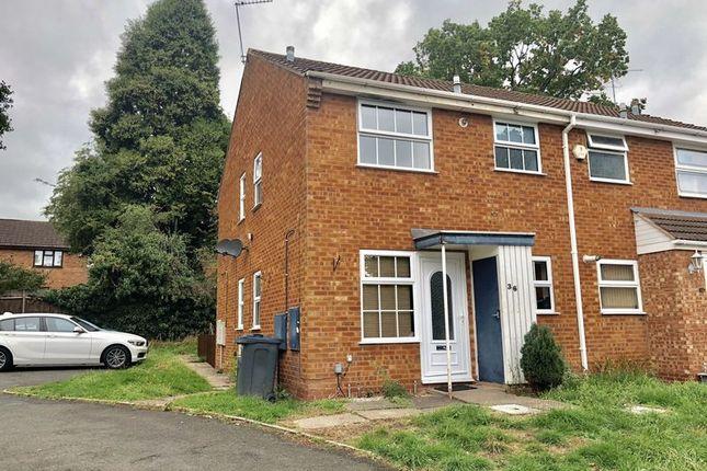 Thumbnail Semi-detached house to rent in Over Brunton Close, Northfield, Birmingham