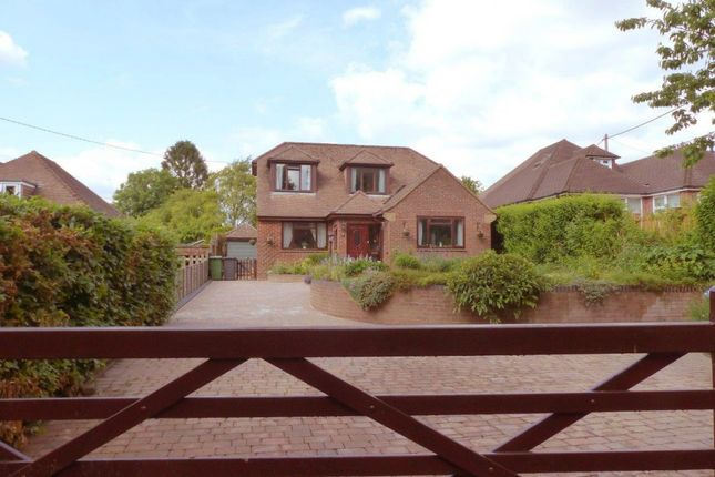 Thumbnail Detached house for sale in Pack Lane, Basingstoke
