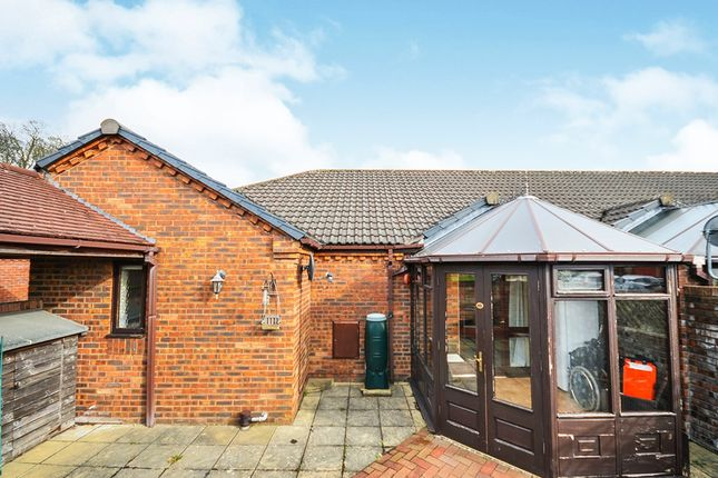Thumbnail Bungalow for sale in Meadowbrook Court Twmpath Lane, Gobowen, Oswestry, Shropshire