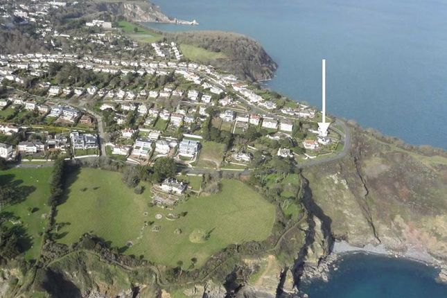 Thumbnail Detached house to rent in Ilsham Marine Drive, Torquay