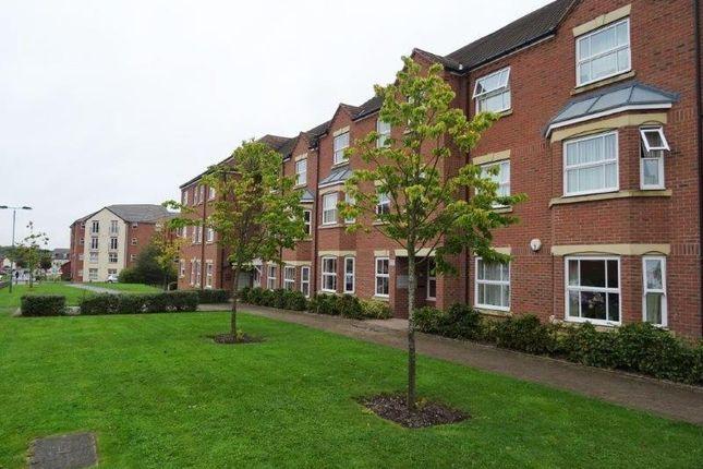 Thumbnail Flat to rent in Wharf Lane, Solihull