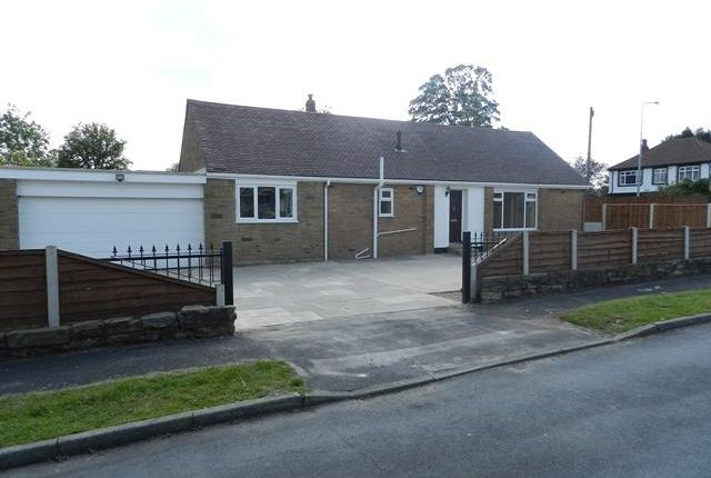 Thumbnail Bungalow to rent in Birchall Avenue, Culcheth, Warrington, Cheshire