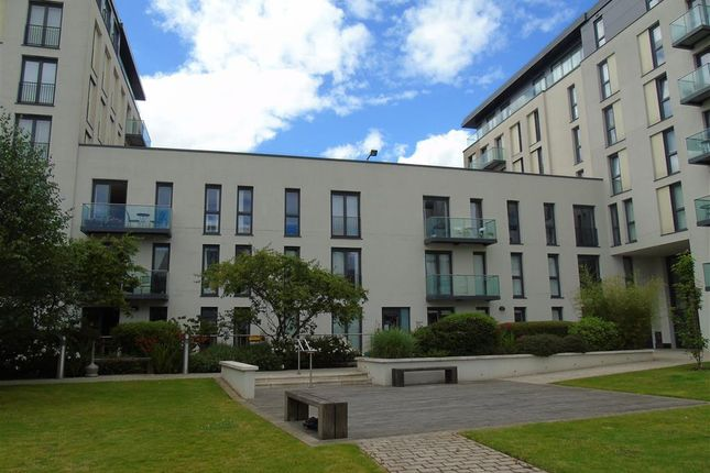 Exterior of The Hayes Apartments, The Hayes, Cardiff CF10