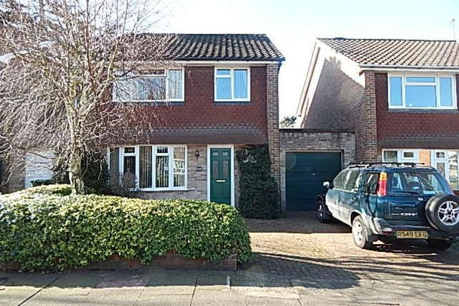 Thumbnail Detached house to rent in The Drive, Sidcup