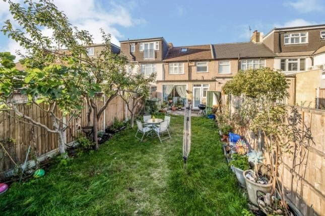 Garden of Stradbroke Grove, Clayhall, Ilford IG5