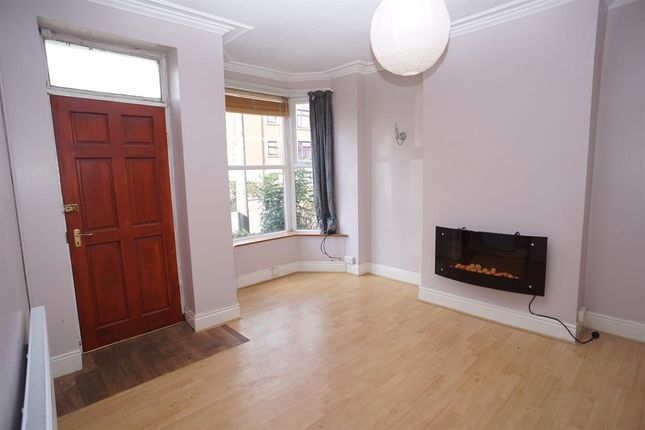 Thumbnail Terraced house to rent in Northfield Road, Crookes, Sheffield