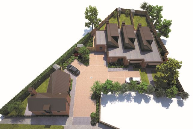 Thumbnail End terrace house for sale in Lannings Way, Bepton Road, Midhurst, West Sussex