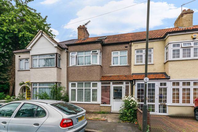 Thumbnail Terraced house for sale in Broadway Gardens, Mitcham