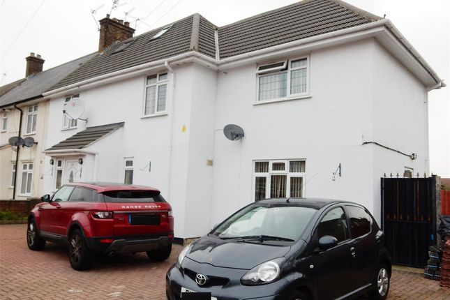 Thumbnail End terrace house for sale in Townfield Rd, Hayes, Hayes