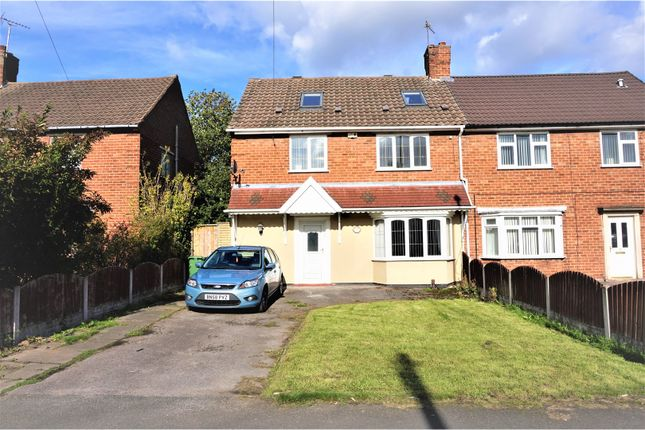 Thumbnail Semi-detached house for sale in Sandland Road, Willenhall