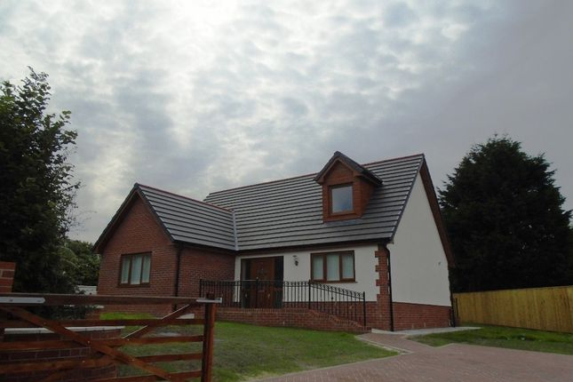 Thumbnail Detached house for sale in School Road, Mynyddygarreg, Kidwelly, Carmarthenshire