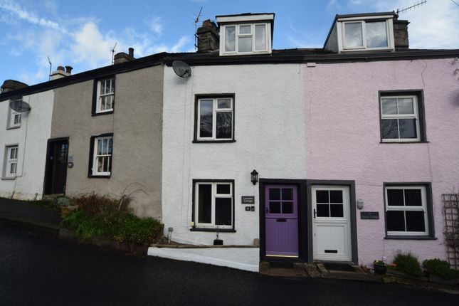 Thumbnail Cottage for sale in The Row, Spark Bridge, Ulverston