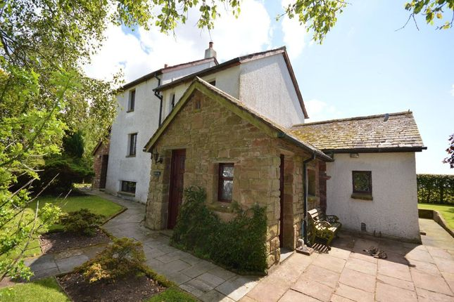 Thumbnail Detached house for sale in Dixon Hill, Calderbridge, Seascale