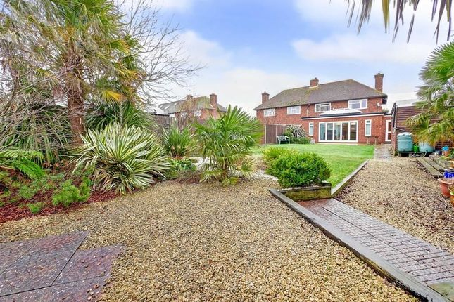 Thumbnail Semi-detached house for sale in Fairfield, Herstmonceux, Hailsham