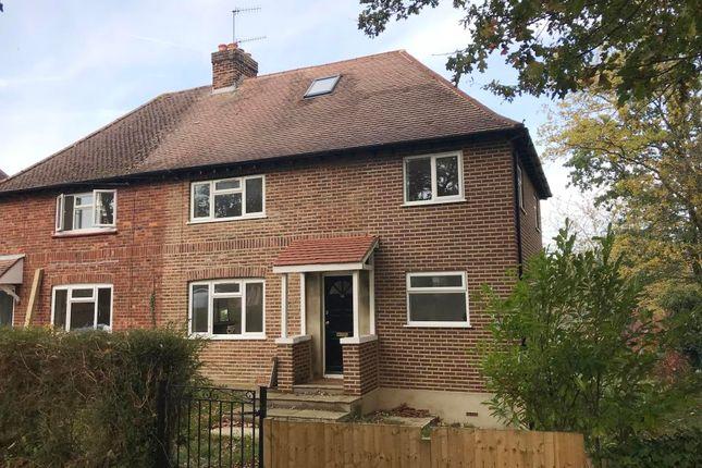 Thumbnail Semi-detached house for sale in 14 Chequers Hill, Bough Beech, Edenbridge, Kent