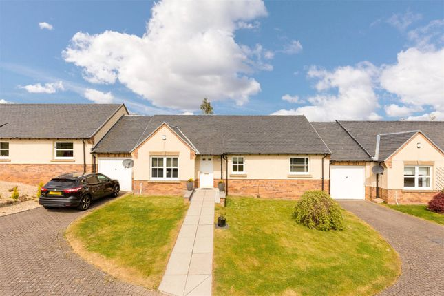Thumbnail Bungalow for sale in Lindsay Circus, Rosewell, Midlothian