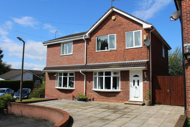 Thumbnail Detached house for sale in Selbourne Close, Westhoughton, Bolton